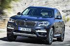 BMW、新型X3のデザイン一新でキドニーグリルがより大きく…価格は639万円から