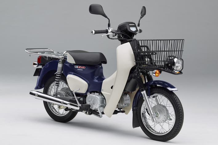 ホンダ スーパーカブ110 プロ