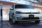 VW、ゴルフ初のEV「e-ゴルフ」の受注を開始…航続距離は301km