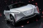 日産 IMx(電気自動車・コンセプトカー)|日産EV初のクロスオーバーSUVが完全自動運転の近未来を提案