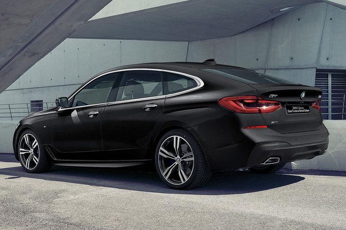 BMW 新型6シリーズ グランツーリスモを記念した限定車デビュー・エディション