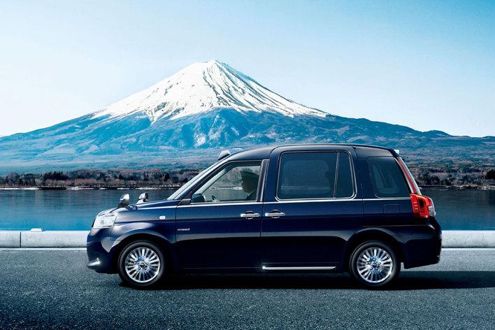 トヨタ 新型JPN TAXI(匠)