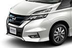 日産 新型セレナe-POWERを初公開|発売は2018年春、人気ミニバンが待望のフルハイブリッド化【東京モーターショー2017】