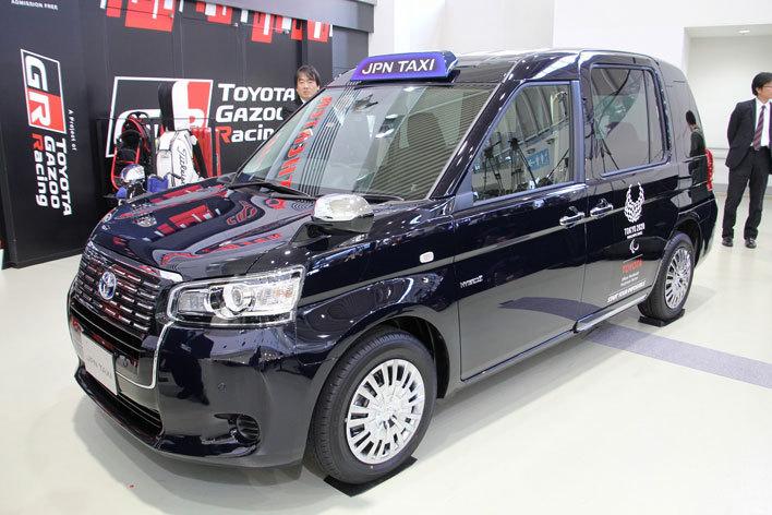トヨタ JPN TAXI(ジャパンタクシー)
