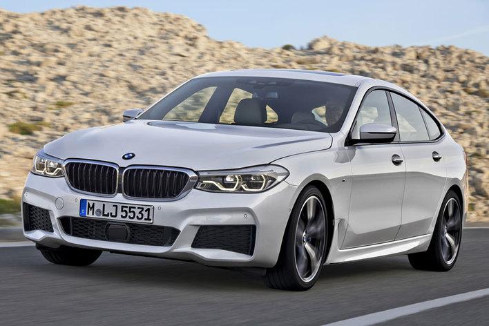 BMW 新型6シリーズ グランツーリスモ