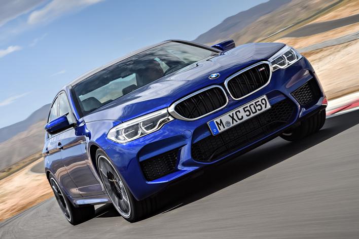 BMW 新型M5