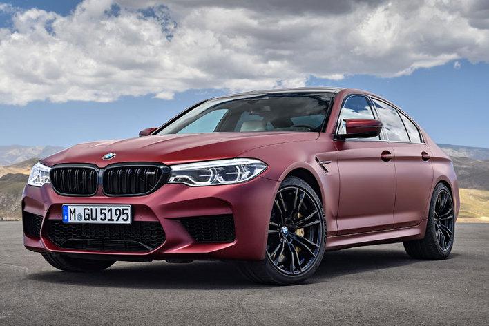 BMW 新型M5 ファーストエディション