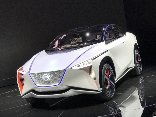 【動画あり】日産 IMx(電気自動車・コンセプトカー)|日産EV初のクロスオーバーSUVが完全自動運転の近未来を提案【東京モーターショー2017】