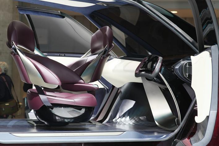 トヨタ Fine-Comfort Ride