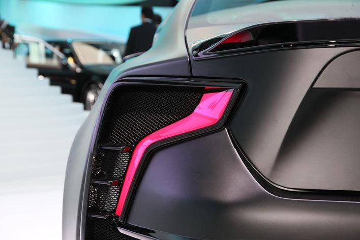 """トヨタの次世代ハイブリッドスポーツカー """"GR HV スポーツ コンセプト""""が気になる!【東京モーターショー2017】"""
