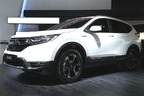 ホンダ 新型CR-Vが日本で再登場!実車はかなりカッコイイぞ!【東京モーターショー2017】