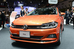 8年ぶりのフルモデルチェンジ! VW 新型ポロを日本初披露【東京モーターショー2017】