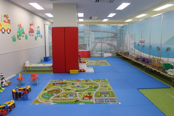 """""""乳児・幼児センター""""を活用して子供と一緒に楽しもう!【東京モーターショー2017】"""