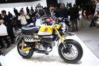 ホンダ モンキー125|生産終了したホンダを代表する原チャが125ccになって復活!?【東京モーターショー2017】
