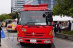 東京モーターショー同時開催の「働くくるま・珍しいくるま大集合」をレポート【東京モーターショー2017】