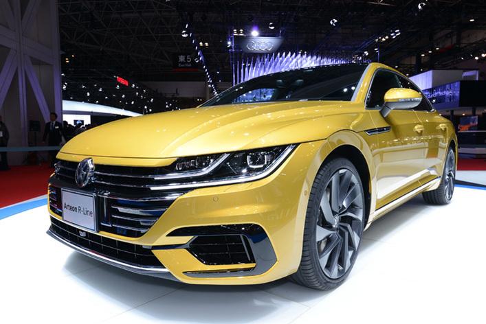 VWのフラッグシップクーペ新型アルテオンがついに国内発売!【東京モーターショー2017】