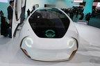 人工知能搭載で、人と車はパートナーになる トヨタ コンセプト愛Iシリーズ【東京モーターショー2017】