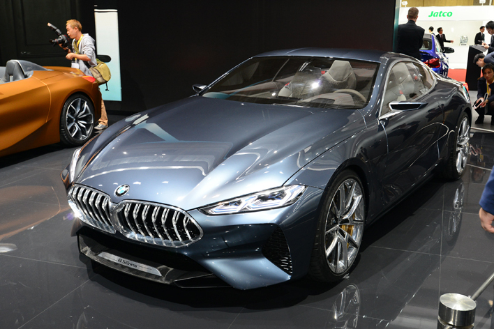 BMW8シリーズコンセプト