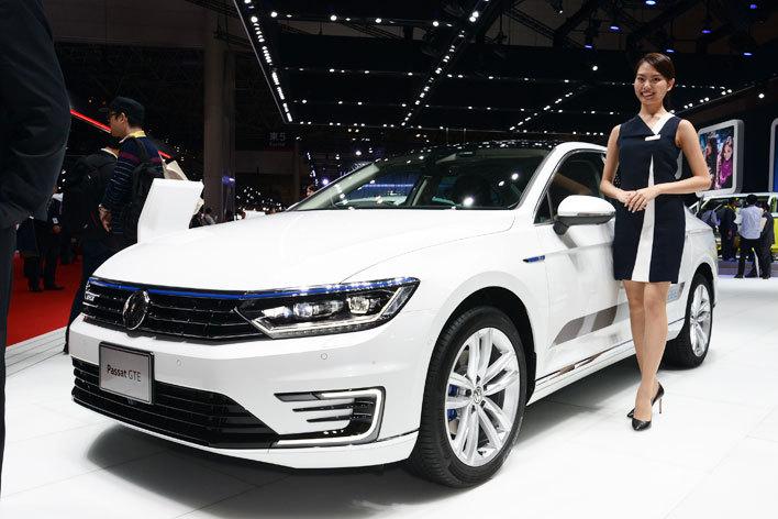 VW パサートGTE  Advance