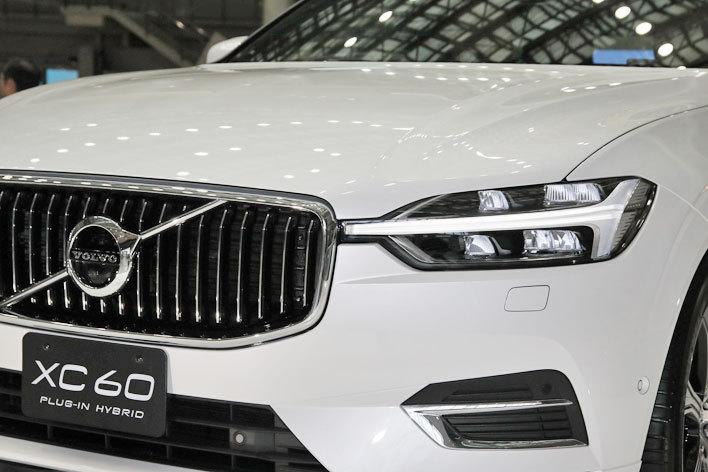 """北欧の美しいSUV、最新のボルボ""""XC60""""に触れる絶好の機会【東京モーターショー2017】"""