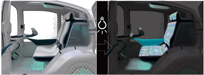 トヨタ車体 ワンダーカプセルコンセプト