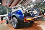 「YAMAHA FUTURE GARAGE 響きあう未来へ。」ヤマハはコンセプトモデル・市販車合わせて20のニューモデルを出展【東京モーターショー2017】