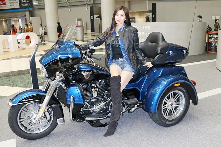 Harley-Davidson/東京モーターショー2017