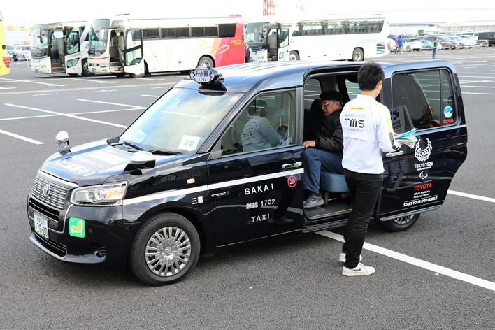 トヨタ JPN TAXI(ジャパンタクシー)【東京モーターショー2017】