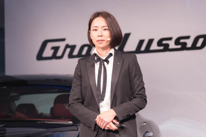 マセラティジャパン、PRディレクターの野村氏