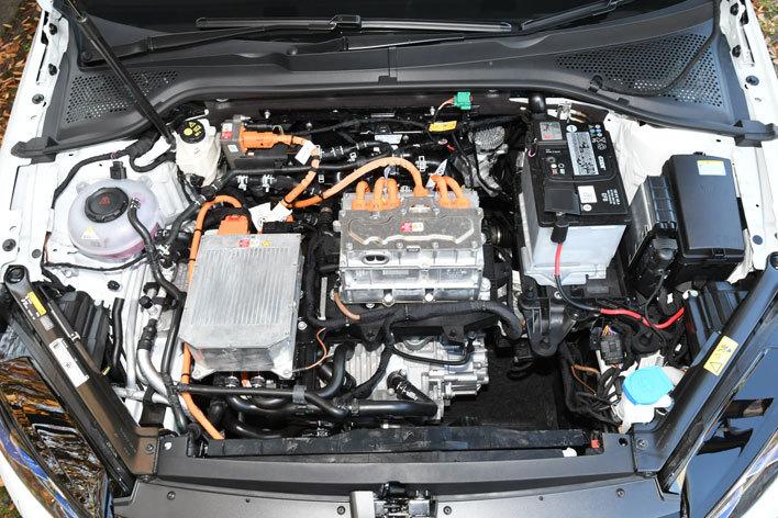 フォルクスワーゲン(VW) eゴルフ(EV:電気自動車)