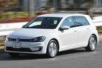 フォルクスワーゲン eゴルフ|VW初導入のEV(電気自動車)を国内初試乗! ゴルフとの違いを徹底評価する