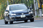 VW 新型ゴルフGTE試乗レポート|エコだけじゃなくスポーティな走行性能が魅力のPHEV