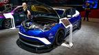 0-100km/h 2.9秒!驚速600馬力のトヨタ C-HR R-tuned がスゴイ【SEMAショー2017】