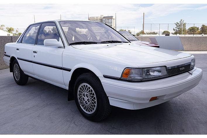 トヨタ カムリ(旧モデル)