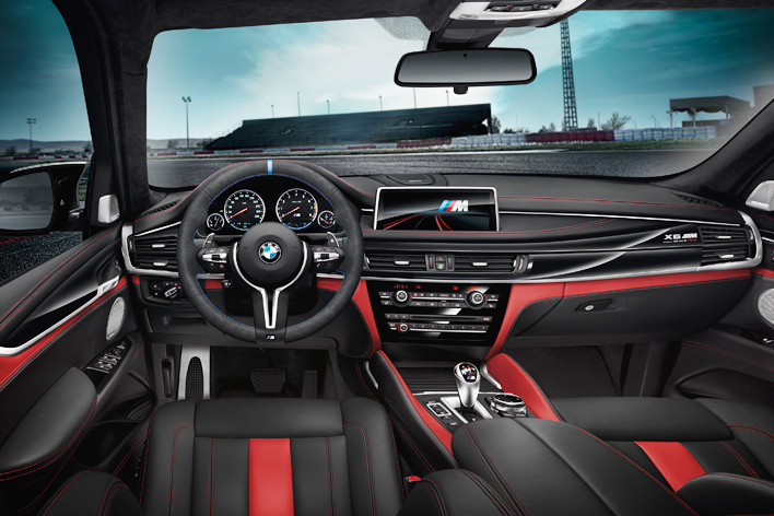 BMW X6 M Edition Black Fire(エディション ブラック ファイア)