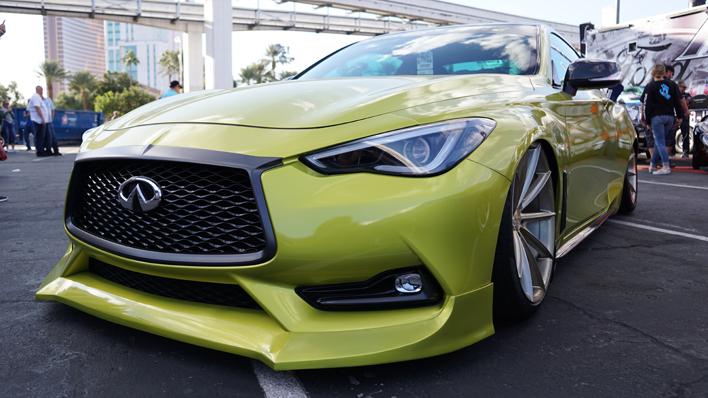 SEMA2017 カスタムされた日本にない日本車