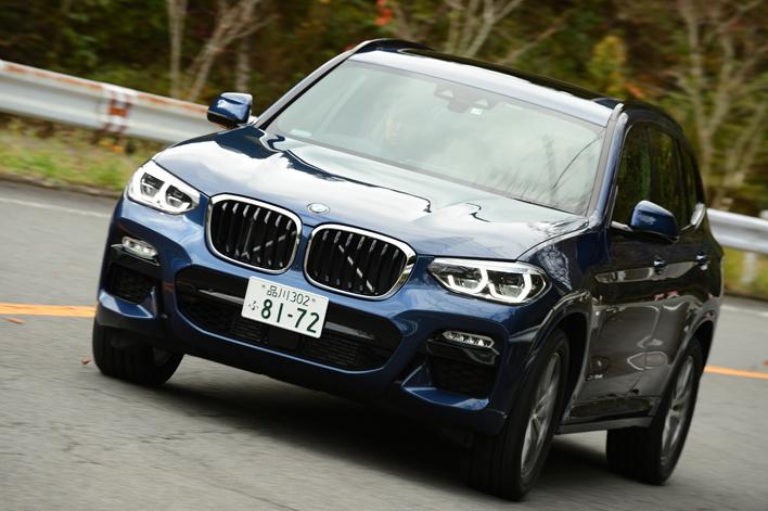 BMW 新型X3 xDrive20d M Sport[4WD]