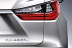 レクサス RXに3列シートが追加!RX450hLをLAオートショーで初公開!