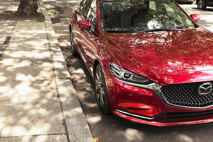 マツダ 新型アテンザ 北米仕様(Mazda6)