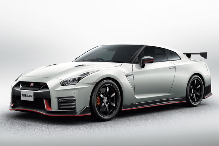 日産 GT-R NISMO 2018年モデル