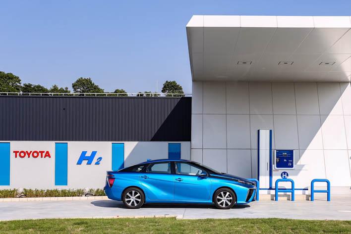 トヨタ、中国で車両電動化に向けた取り組みを加速