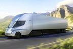テスラ初のEVトラック「セミ」が2019年に生産開始