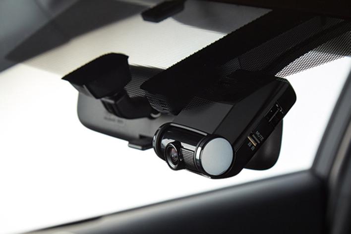 安心機能付きドライブレコーダー (一体型)