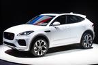 ジャガー、新型SUV E-PACEを名古屋モーターショーで日本初公開!