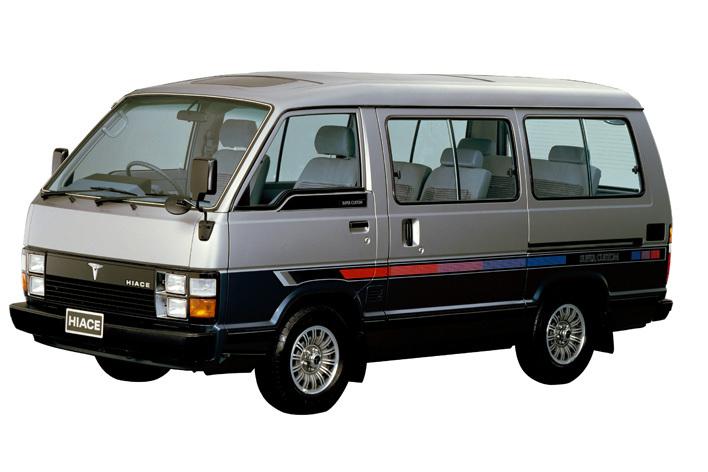 トヨタ ハイエース(50系)