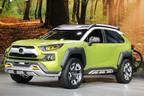 トヨタ FT-ACを世界初公開|現実的かつ実現性の高いトヨタの次世代SUVコンセプトモデル【LAショー2017】
