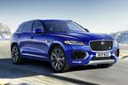ジャガー、Fペイス 2018年モデルの受注を開始…2リッターガソリンエンジンを追加