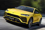 ランボルギーニ、新型ウルス発表!650馬力・最高時速305キロの世界最強SUV