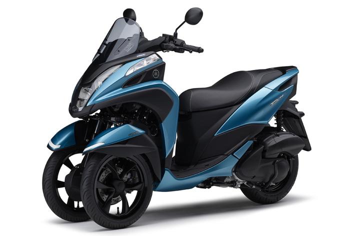 ヤマハ TRICITY125 ABS(トリシティ125 ABS)
