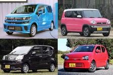 軽自動車実燃費ランキング| 本当に燃費がいい軽自動車はどれだ!ワゴンR、ハスラーなど16車種を徹底比較【2018年最新版】